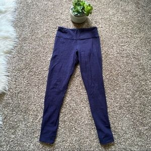 🎉Sale🎉Calvin Klein Heathered Yoga Pants Purple